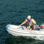 AB Lammina 8AL inflatable RIB