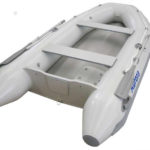 Aurora air floor inflatable boat