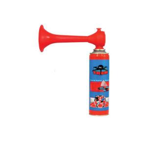 Gas horn for marine survey