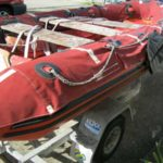 SOLAS rescue boat repairs