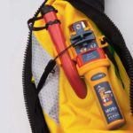 Ocean Safety AIS on lifejacket