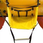 Ocean ISO liferaft boarding ladder