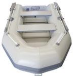 Aurora slat floor inflatable boat tender