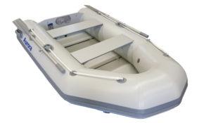 Aurora slat floor inflatable boat tender