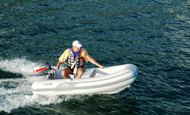 AB Lammina 8AL inflatable