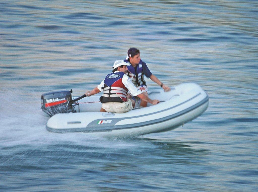 AB Ventus 8VL inflatable RIB