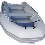 Aurora Master 2 360 inflatable boat