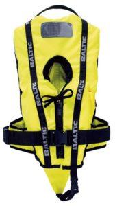 Baltic babies lifejacket yellow