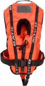 Baltic babies lifejacket orange
