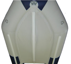 Inflatable boat keel protector