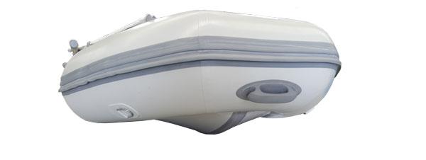 Aurora 240 air floor inflatable boat