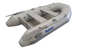 Aurora air floor inflatable boat