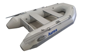 Aurora inflatable boat