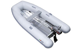AB Lammina UL inflatable RIB