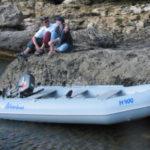 Aurora Master 2 inflatable boat