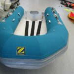 Tube covers for inflatables teal