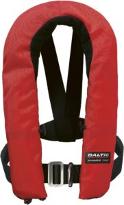 Burke winner 150 yachting lifejacket