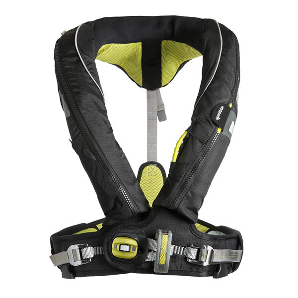 Spinlock 5D Deck Vest inflatable lifejacaket