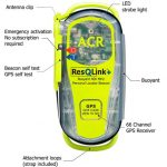 ACR RescQlink + PLB with inbuilt GPS features