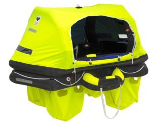 Viking 4UKSL self righting liferaft