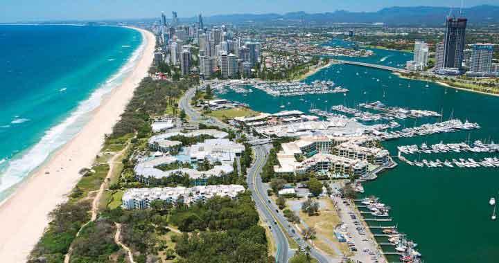 Gold Coast 30 minutes