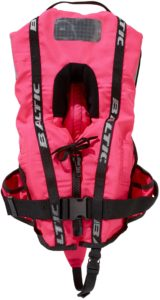 Baltic babies foam lifejacket orange