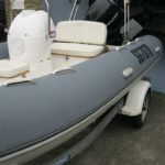 Inflatable boat tube covers