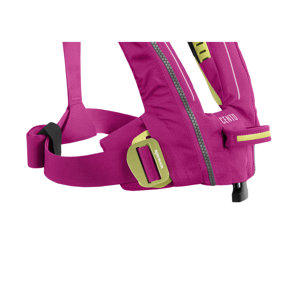 Spinlock Cento childs inflatable lifejacket side release buckle