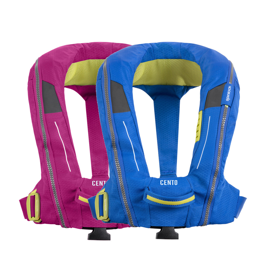 Spinlock Cento childs inflatable lifejacket