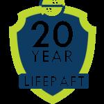 Ocean Safety liferaft warranty logo