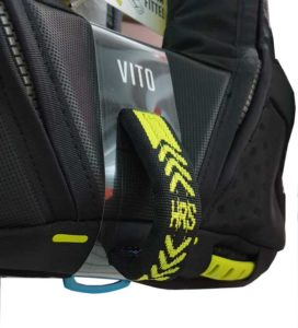 Spinlock Deckvest Vito lifejacket with HRS
