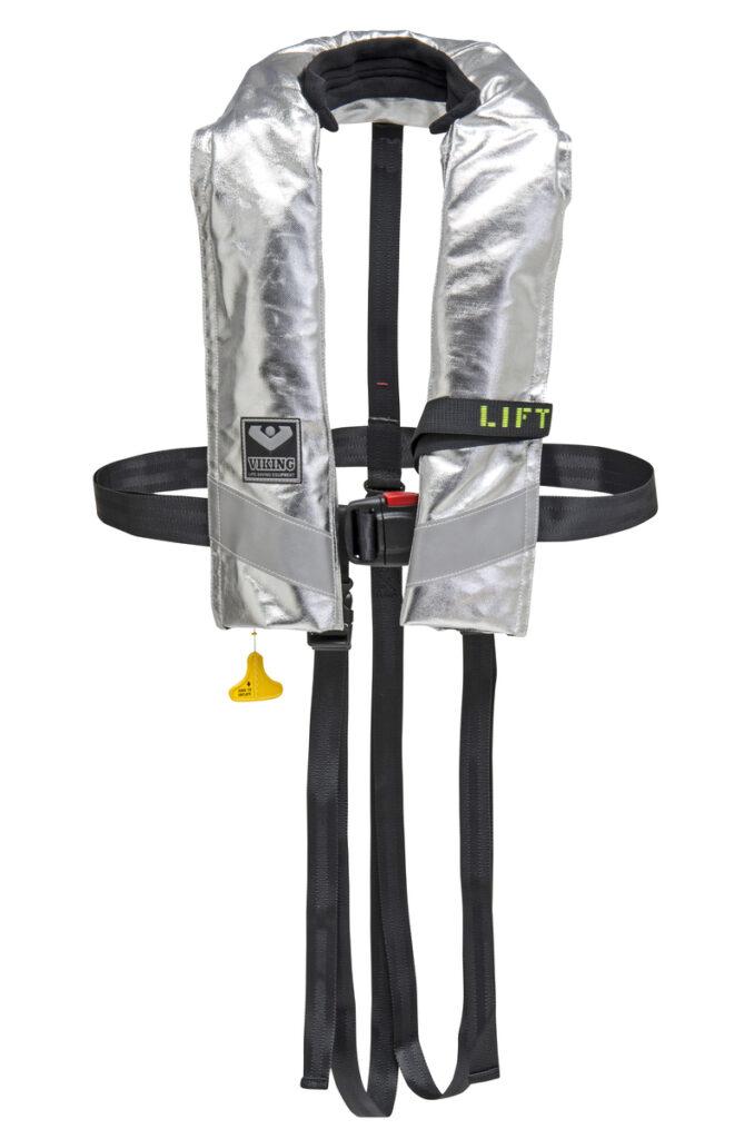 Viking Welders inflatable lifejacket