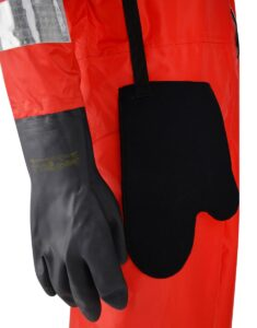 Wessex MK8 non insulated immersion suit